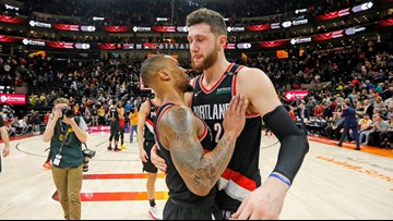 'You never want to see that for your friend or your teammate': NBA players react to Nurkic's injury