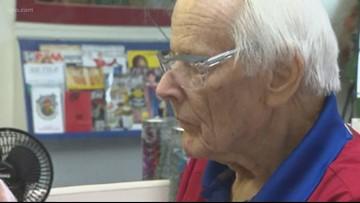 Multnomah Village barber 'Ivan the Hairable' Tadic turns 88
