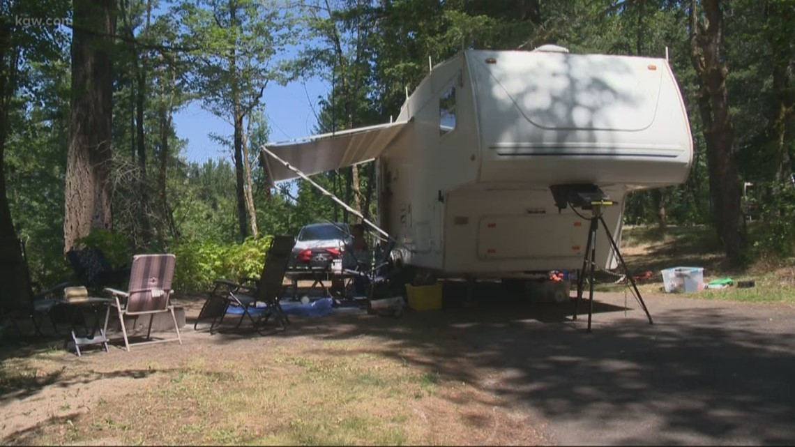 Oregon camping reservation error has been fixed