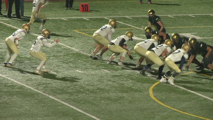 Highlights: Evergreen comes back to beat Kelso 28-21