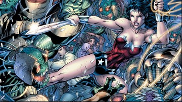 Top ten female comic book characters as according to one woman's opinion for #internationalwomensday