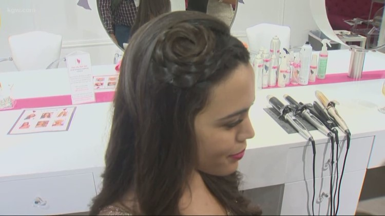 Holiday Hairstyle Tips At Blowout Kgw