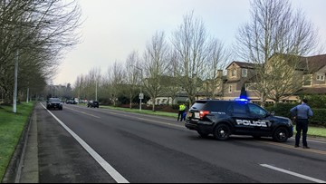 Man dies in two-car crash in Hillsboro