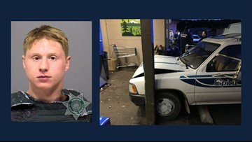 Man punches 71-year-old woman, crashes her truck outside Estacada store, deputies say