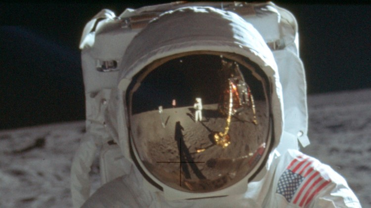 Photos: The Apollo 11 mission that put a man on the moon