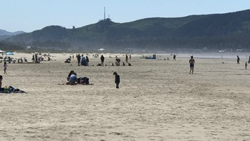 Cannon Beach health advisory lifted after fecal bacteria levels subside
