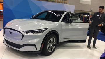 Electric cars grab attention at Portland International Auto Show
