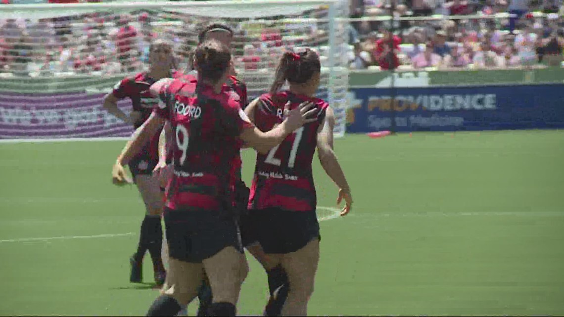 Portland Thorns resume play at Providence Park on Sept. 12