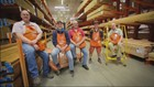 The Big Picture: Joe photographs veterans at Home Depot