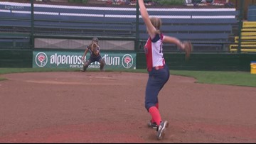 Little League softball world series