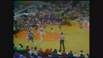 1977: Portland celebrates the Trail Blazers World Championship