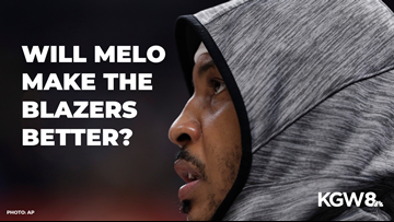Will Carmelo Anthony make the Portland Trail Blazers better, worse or the same?