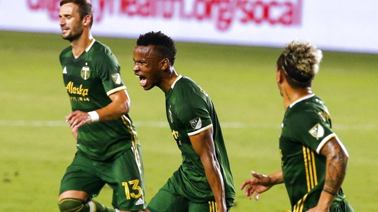 Portland Timbers trade striker Jeremy Ebobisse to San Jose Earthquakes in $1.167M deal