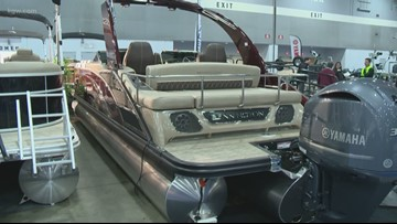 Out and About: PDX Boat Show