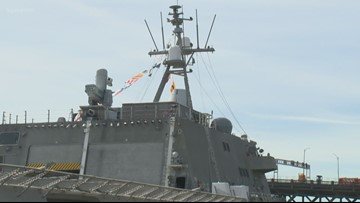 Fleet Week wraps up with last-minute rush