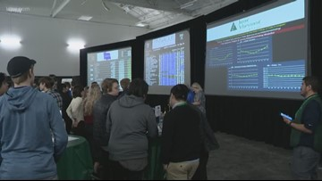 Local high school students take on Stock Market challenge
