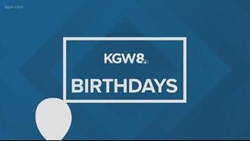 KGW viewer birthdays May 16