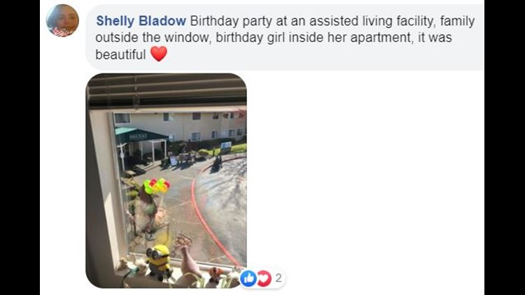 birthday party facebook