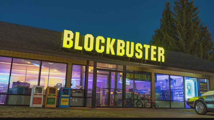 You can now rent out the last Blockbuster on Airbnb