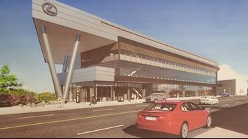 Lexus Dealership Oregon >> Large Lexus Dealership To Come To Portland S Sandy Boulevard
