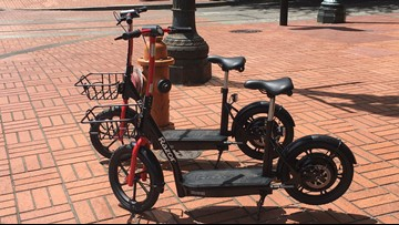 Hundreds of seated e-scooters added to Portland pilot program