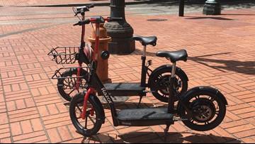 Hundreds of seated e-scooters added to Portland pilot program
