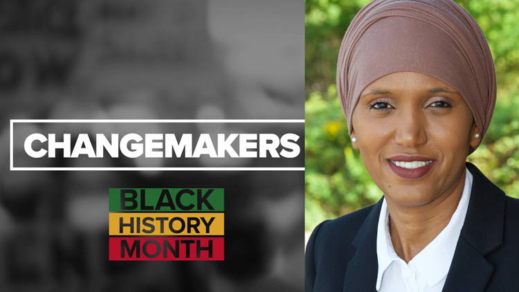 Changemakers: From Somali refugee to elected official, meet Washington County Commissioner Nafisa Fai