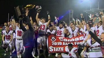 Camas wins 4A state title to complete 14-0 'Revenge Tour' season