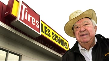Les Schwab Tires announces plans to sell company
