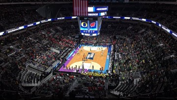 Reporter notebook: Oregon Ducks at NCAA Tournament
