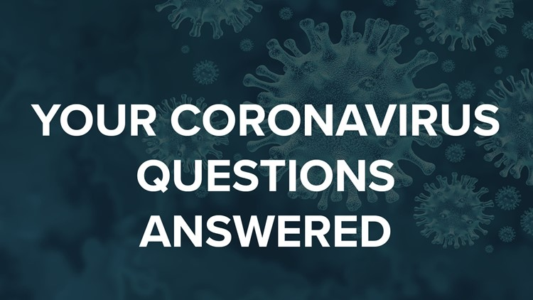 What is it like to live with COVID-19? Your coronavirus questions answered