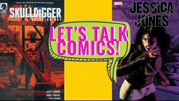 Nerd News this week: Jessica Jones is dead? Wizard World is coming to Portland!
