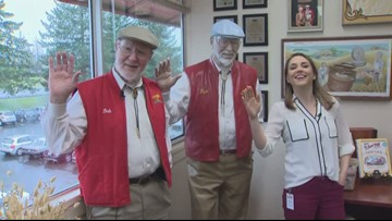"""Bob from """"Bob's Red Mill"""" turns 90 on Friday"""
