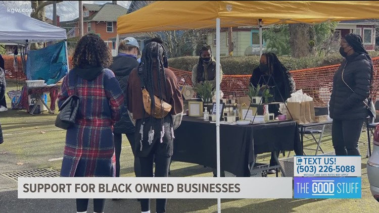 Providing support for Black-owned businesses during Black History Month