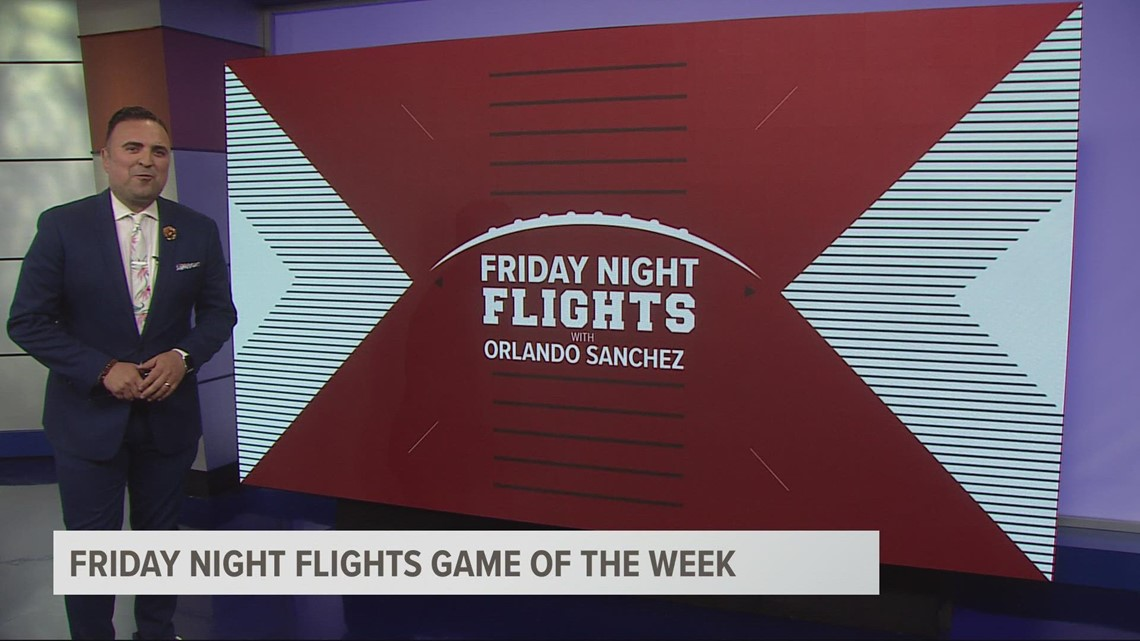 Reynolds at Glencoe is Your Game of the Week