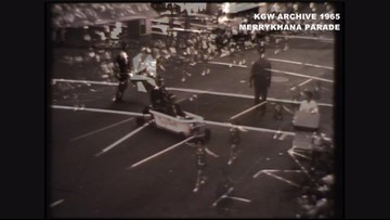 KGW archives: 1965 Rose Festival Merrykhana Parade
