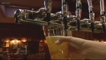 CBD-infused alcohol banned in Oregon in 2020