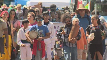 Portland's Walk with Refugees carries more weight this year, organizers say