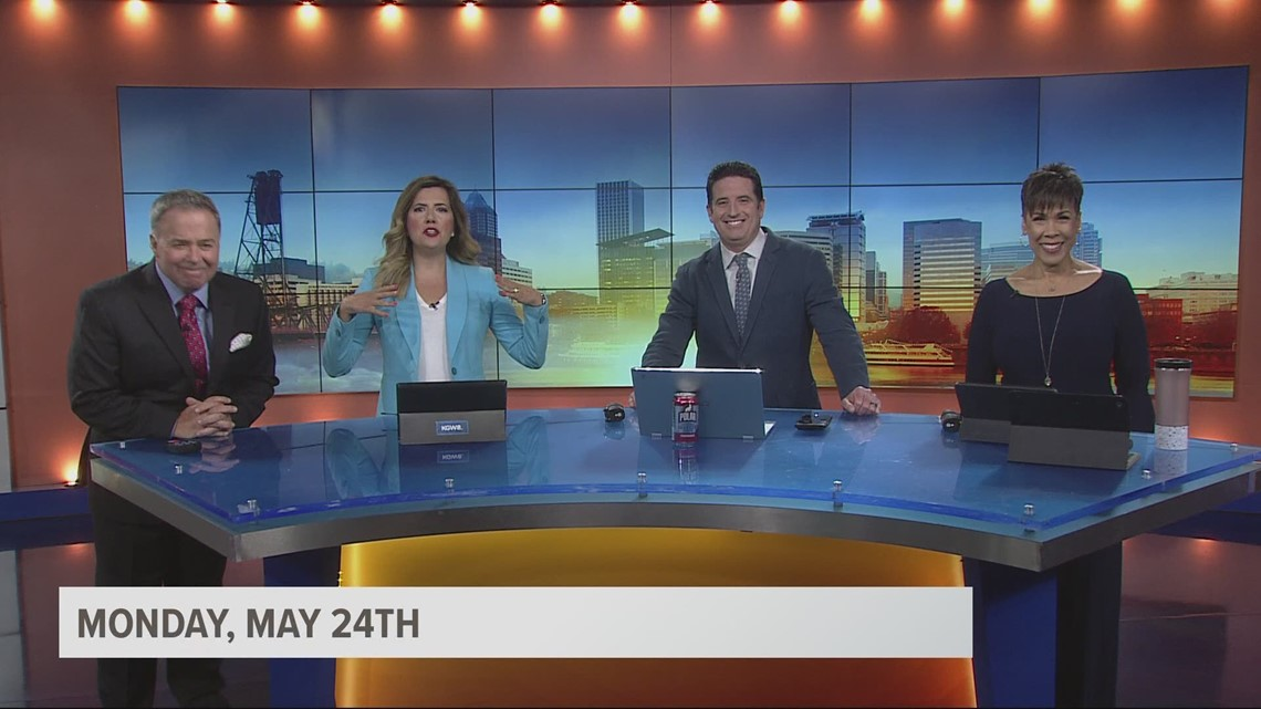 Sunrise Bloopers: May 24 - May 28