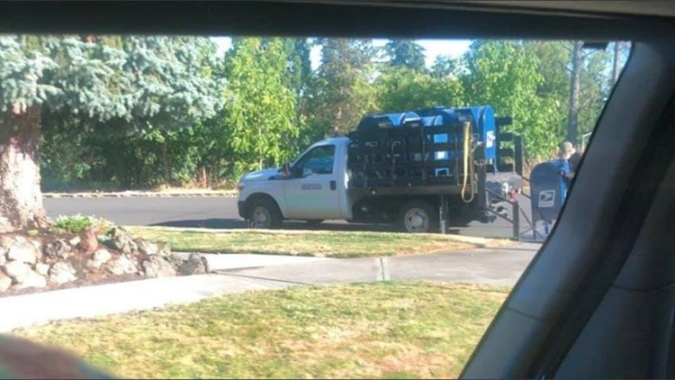 Is the USPS removing mailboxes in Portland? | kgw.com
