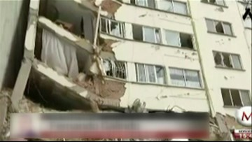Why some buildings fall and others stay standing during a quake