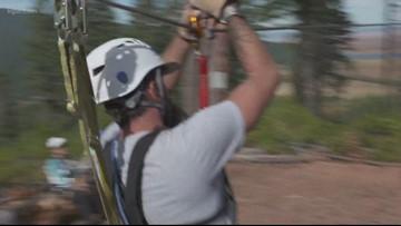 Grant's Getaways: Crater Lake Zipline