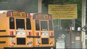 Child calls 911 to report drunk bus driver in Longview, Wash.