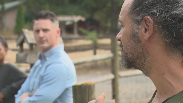 Estacada neighborhood connects after wildfire tragedy