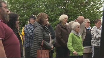 Churches, Habitat for Humanity break ground on St. Helens homes