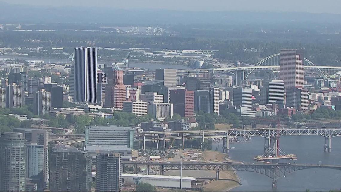 Portland builder who helped shape city skyline dies at 93