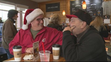 Man who lived in car for years has home for Christmas thanks to group of strangers