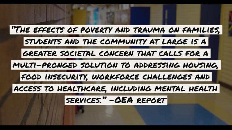 OEA report 2