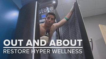 Out and About: Restore Hyper Wellness