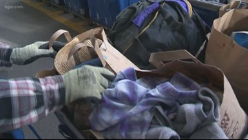 For Goodwill, it's still the season of giving